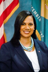 Photo: DHSS Secretary Dr. Kara Odom Walker