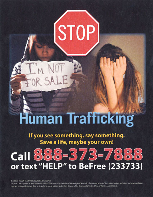 Human Trafficking Interagency Coordinating Council