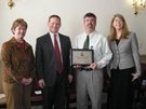 Photos of 2012 Pediatric Emergency Care Facility Recognition Awards.